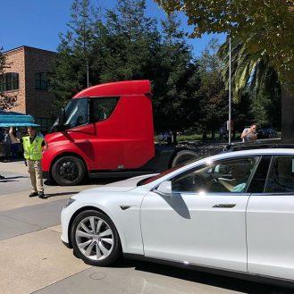 Tesla Semi at Pixar 2
