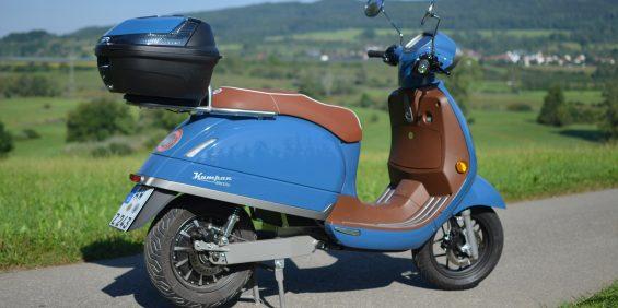 kumpan 1954 RiS electric scooter