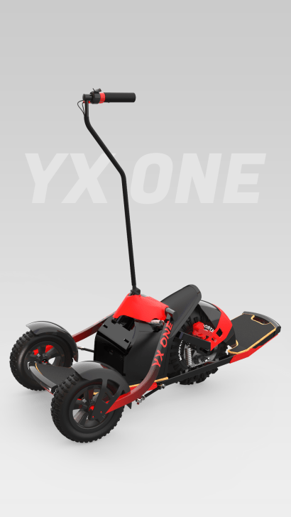 YX ONE electric board
