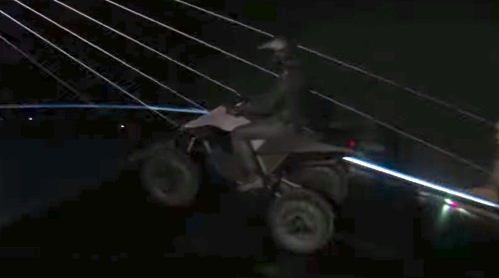 Tesla Cyberquad electric ATV 3
