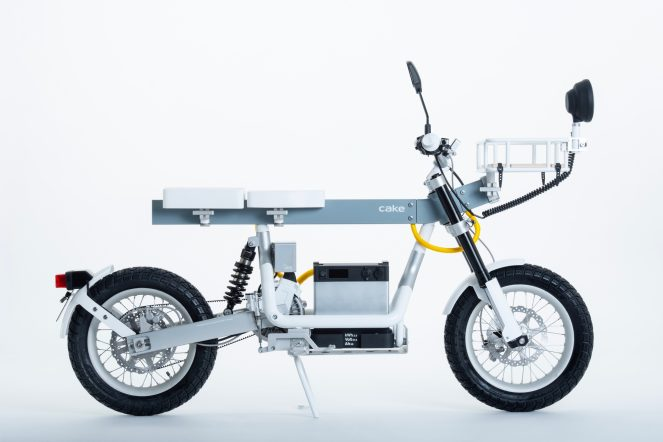 cake osa electric motorcycle