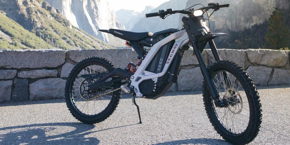 segway electric dirt bike X160 X260