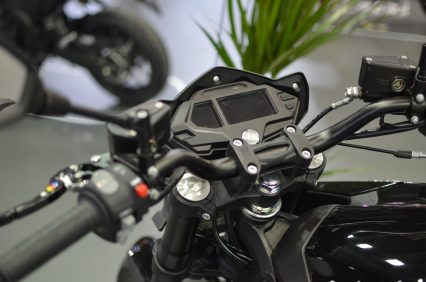 voge er 10 electric motorcycle