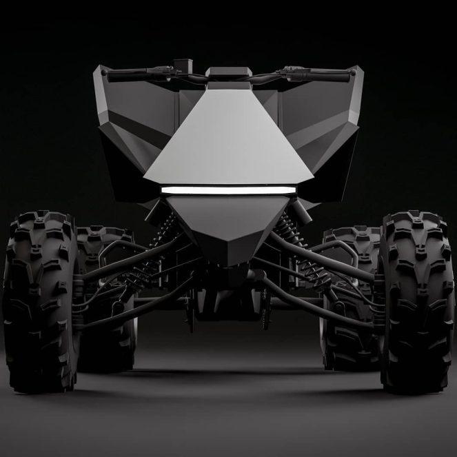 Tesla Cyberquad 1