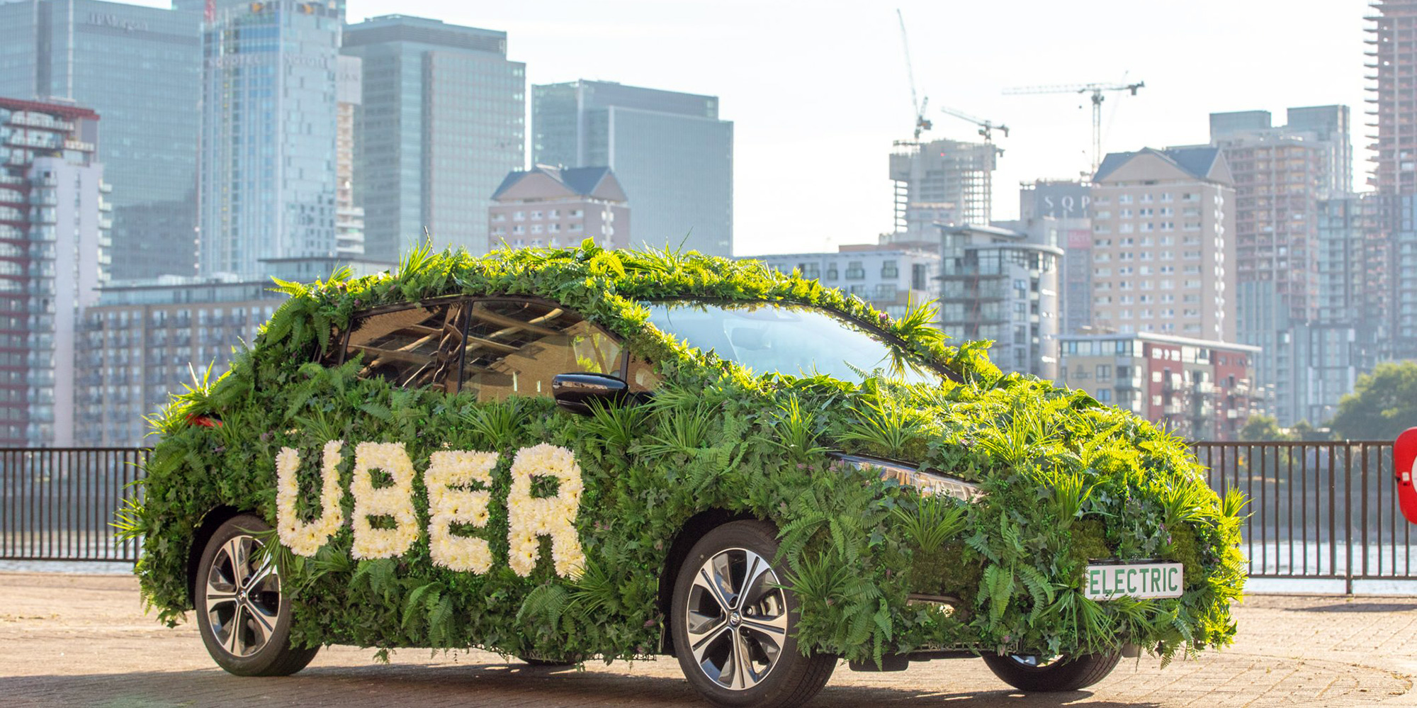 Uber announces $800 million to accelerate transition to electric cars, but only aims for 100% electric by 2040