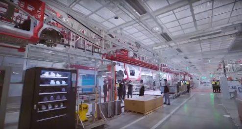 Tesla Gigafactory 3 body 4