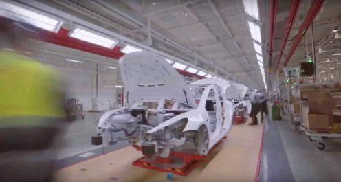 Tesla Gigafactory 3 boody 3