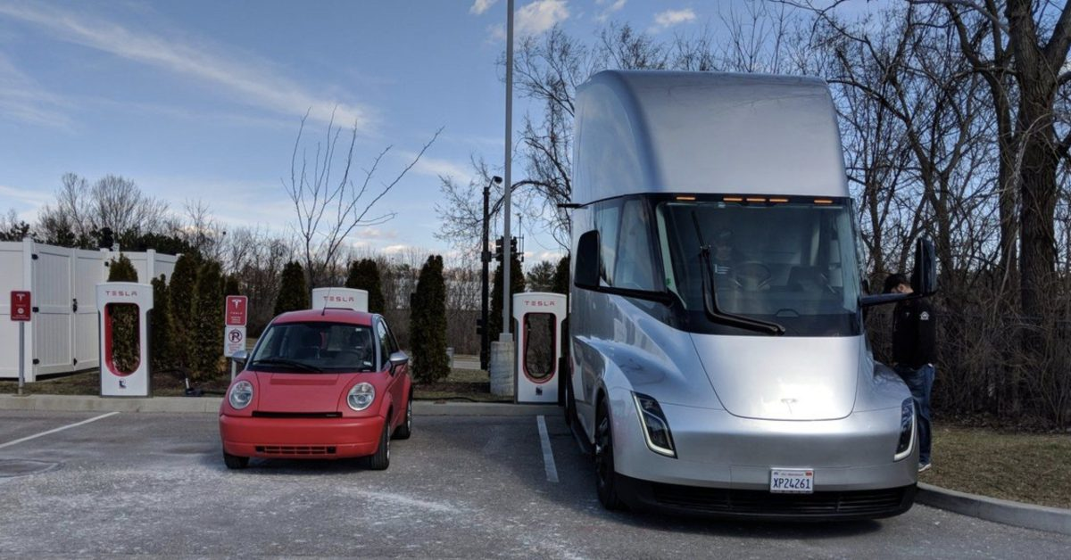 Tesla Semi: new update on test program, improvements, and timeline for electric truck - Electrek