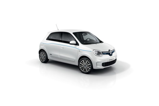 2020 - New Renault TWINGO Z.E. (1)
