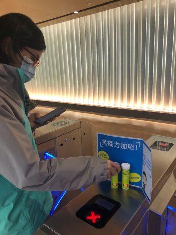 Xpeng Fends Off The Coronavirus. Photo: Courtesy Xpeng Motors