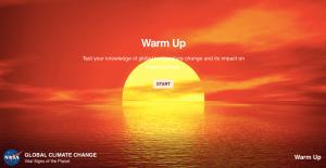 Nasa climate change quiz