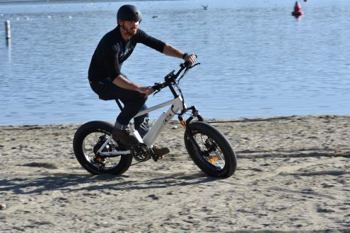 csc ft750 electric bicycle
