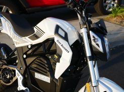 2020 csc city slicker electric motorcycle