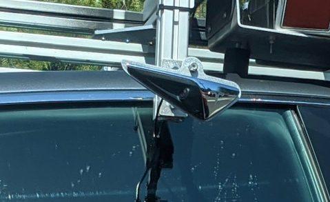 Tesla Autopilot camera rig
