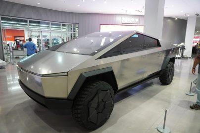 Tesla Cybertruck electrek 9