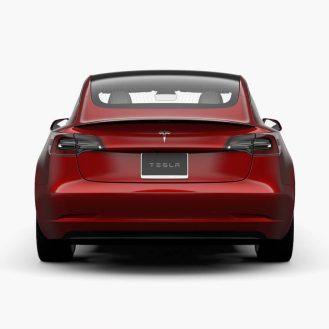Tesla Model 3 spoiler 3