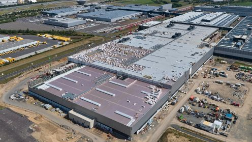 Porsche Leipzig GmbH am 27.06.2020