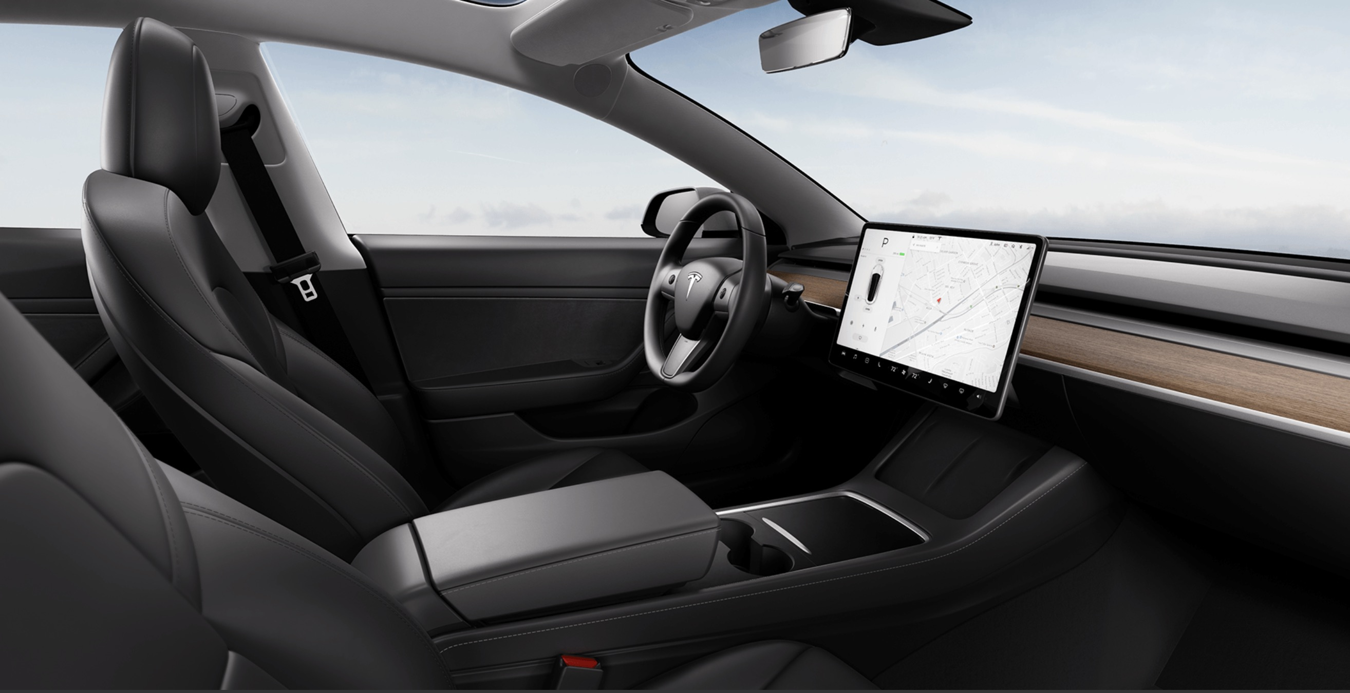 Tesla Officially Launches Model 3 2021 Refresh With More Range And Features Electrek