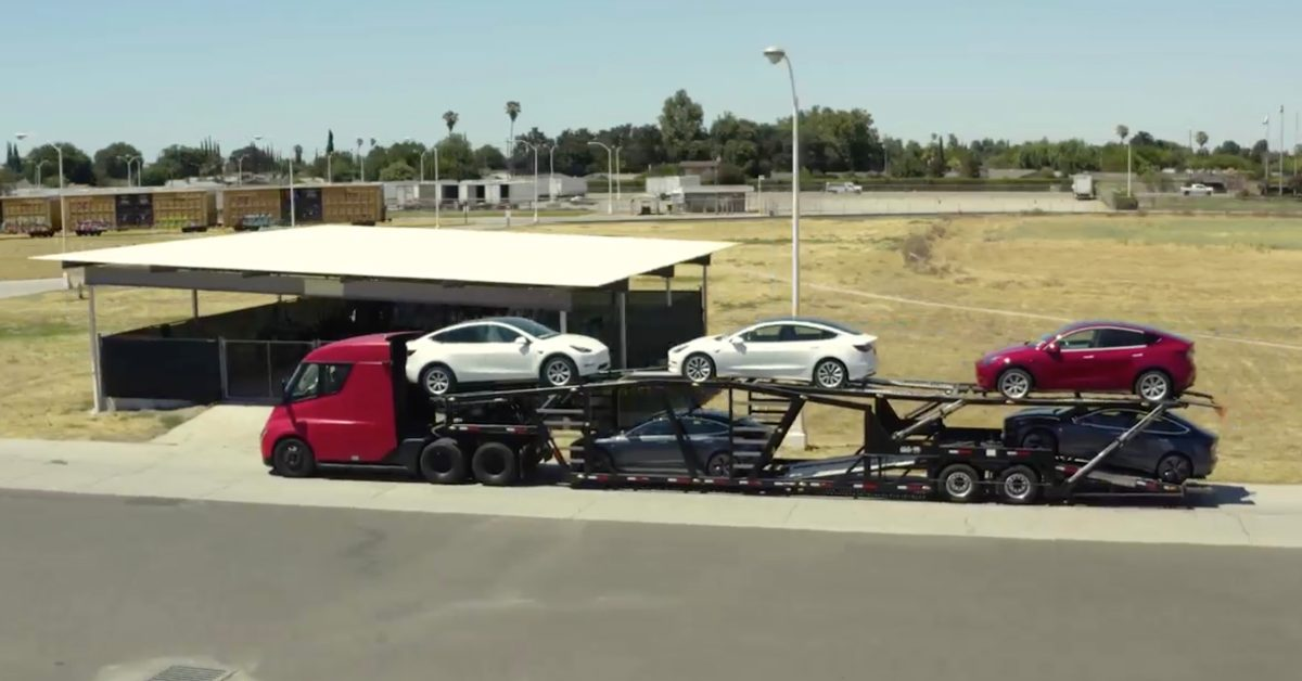 photo of Tesla's (TSLA) demand is through the roof, already sold out this quarter image