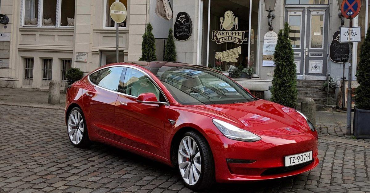 Tesla drops Model 3 prices in Europe - Electrek