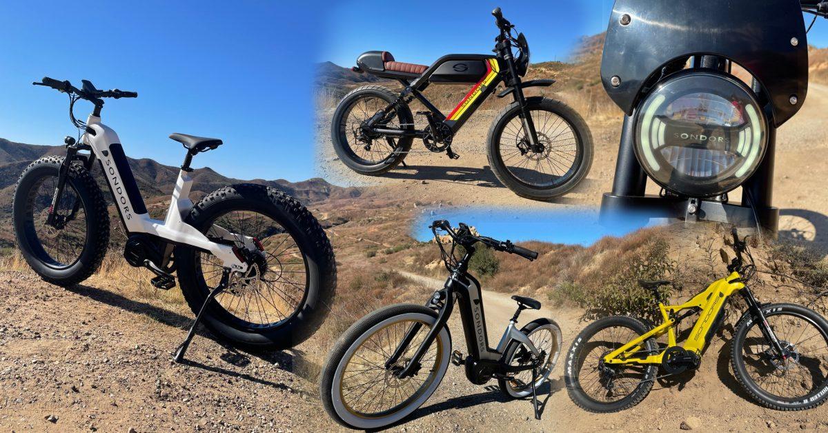 E-Bikes - cover