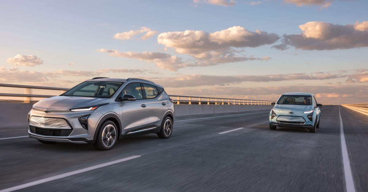 2022 Chevrolet Bolt EUV and EV announced with almost everything you asked for - Electrek