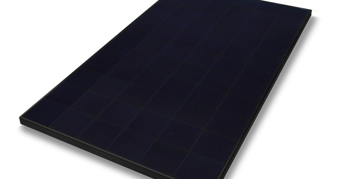 LG releases upgraded solar panels with better energy output - Electrek
