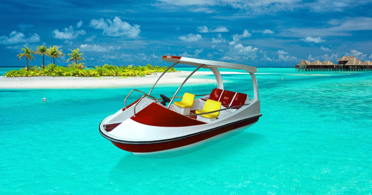 Awesomely Weird Alibaba EV of the Week: $1,000 for this electric boat?