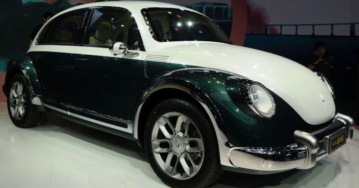 Beetle-inspired Ora Punk Cat electric car raises some eyebrows in VW's legal department - Electrek