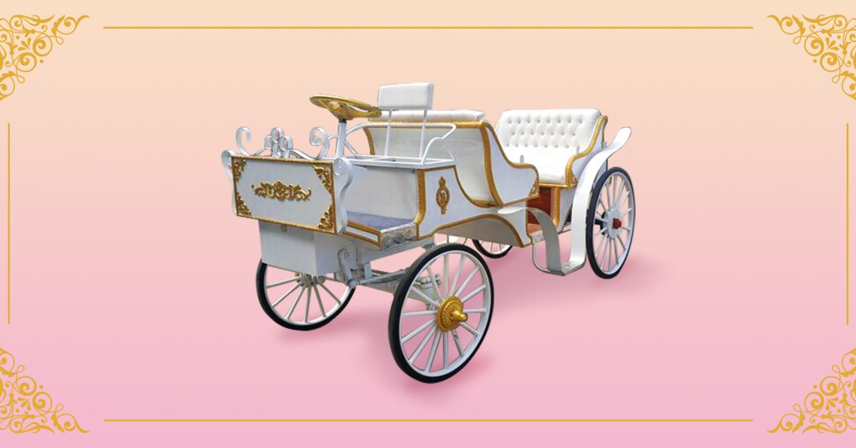 Awesomely Weird Alibaba EV of the Week: an electric horseless carriage!