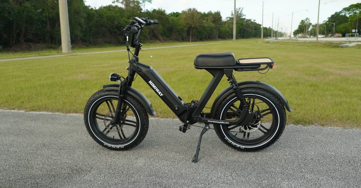 Himiway Escape e-bike review: A fast, powerful and cheap electric moped