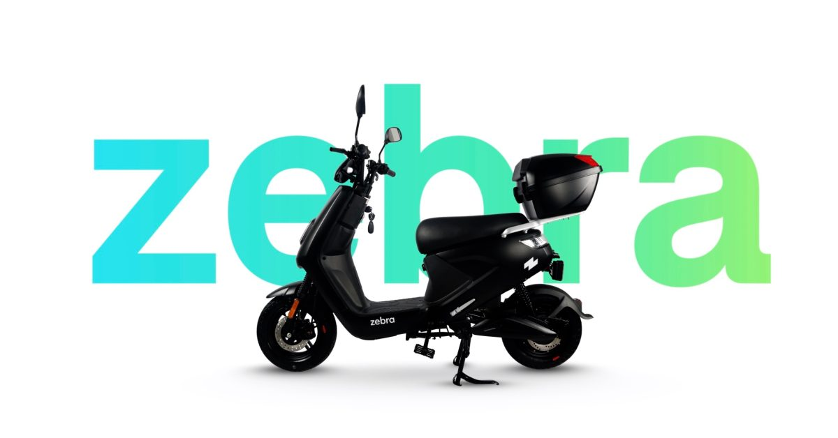 The Zebra electric moped gives Vespa vibes without cumbersome motorcycle regulations thumbnail