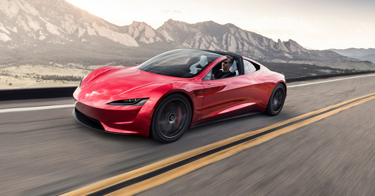 Tesla is bringing new Roadster prototype on rare outing ahead of new release candidate coming - Electrek