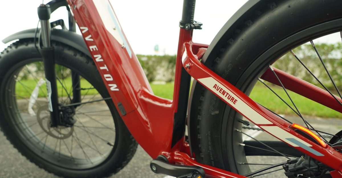Aventon Aventure e-bike review: A full-size fat tire electric bike for a steal!