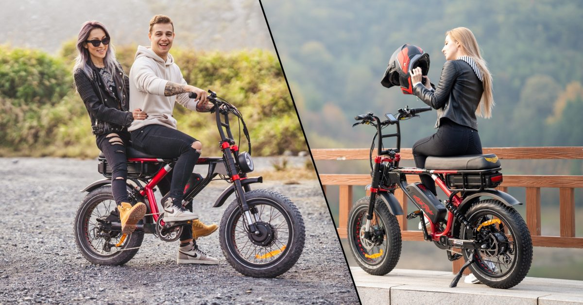 This insane 36 mph electric bicycle just got even more powerful