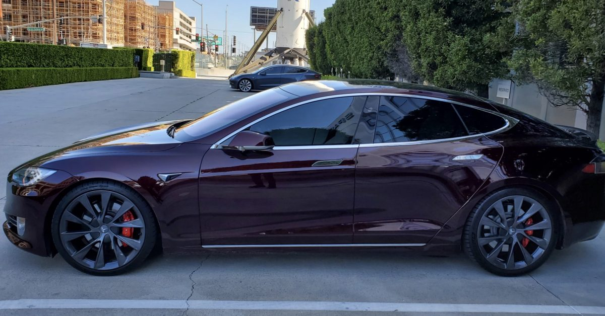 Tesla's upcoming new car paint colors revealed in its app update