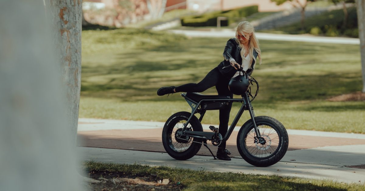 Super73-ZX launch shows off big updates to the brand's lowest cost e-bike