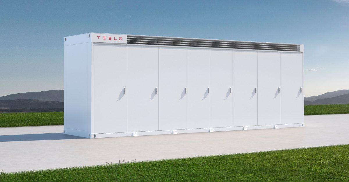 Tesla reveals Megapack prices: starts at $1 million