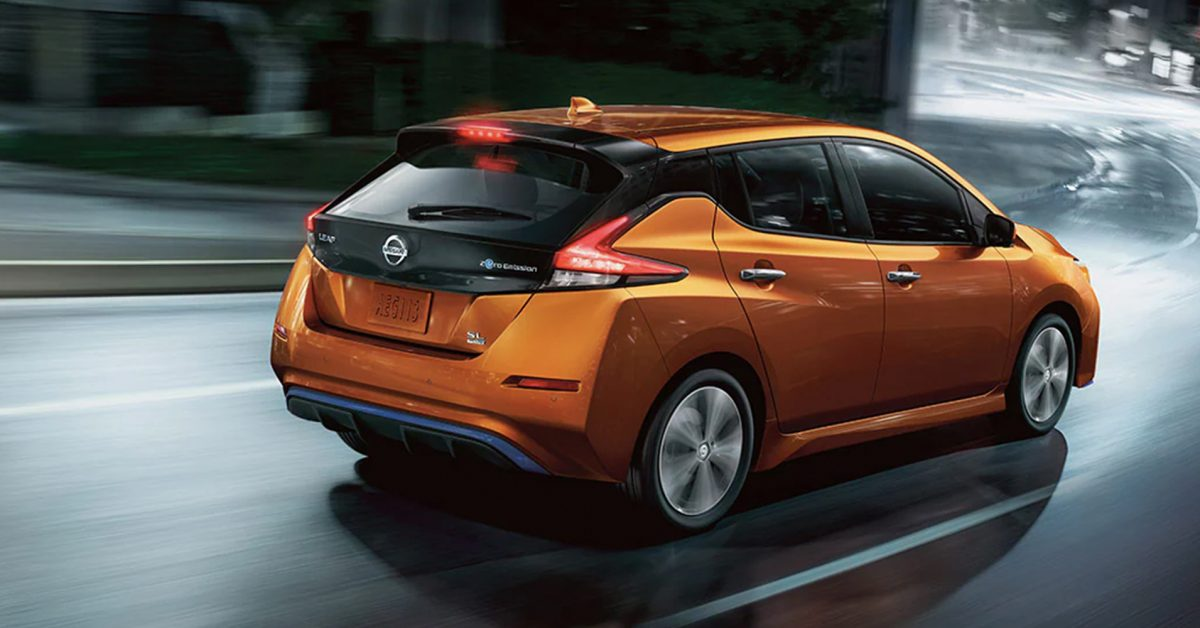 Nissan slashes 2022 LEAF price below $30K, now the cheapest EV available in the US