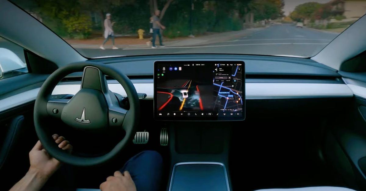 Tesla tells Full Self-Driving beta testers to share 'selectively' and 'a lot of people want them to fail'