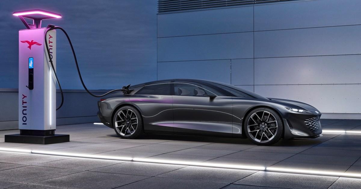 Audi unveils wild new concept that hints at electric A8 sedan thumbnail