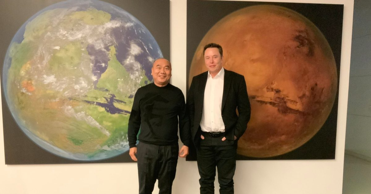 Self-proclaimed 'Elon Musk fanboy' builds Tesla (TSLA) position worth over $4.6 billion