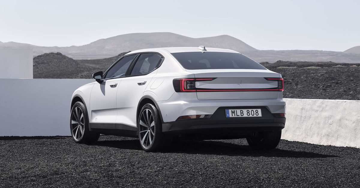 Polestar is the latest electric car company to go public