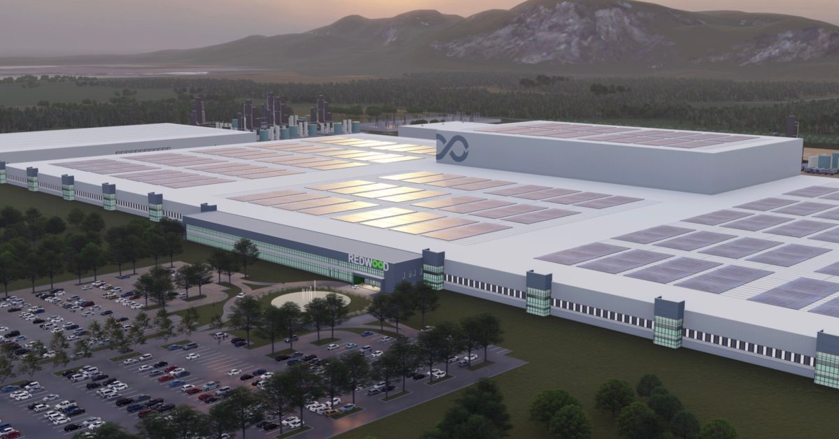 Tesla cofounder JB Straubel announces new 100 GWh battery material factory in the US
