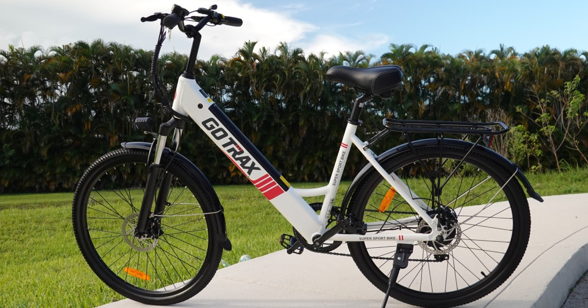 GOTRAX Endura electric bike review: An ultra-budget e-scooter company does e-bikes thumbnail