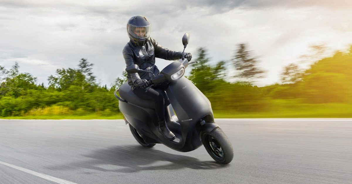 Ola's 70 MPH electric scooters selling like hotcakes, two every second