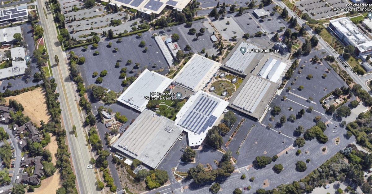Tesla (TSLA) takes over HP's campus in California despite moving HQ out of state