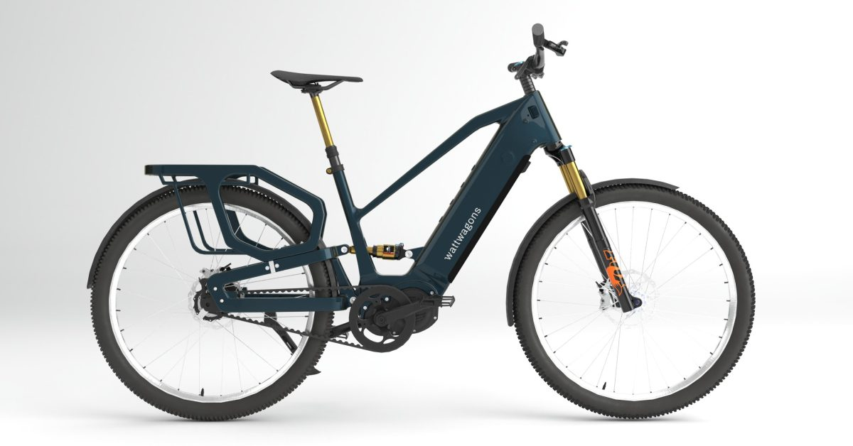 US-made Watt Wagons Helios e-bike unveiled: High quality, high performance, high price