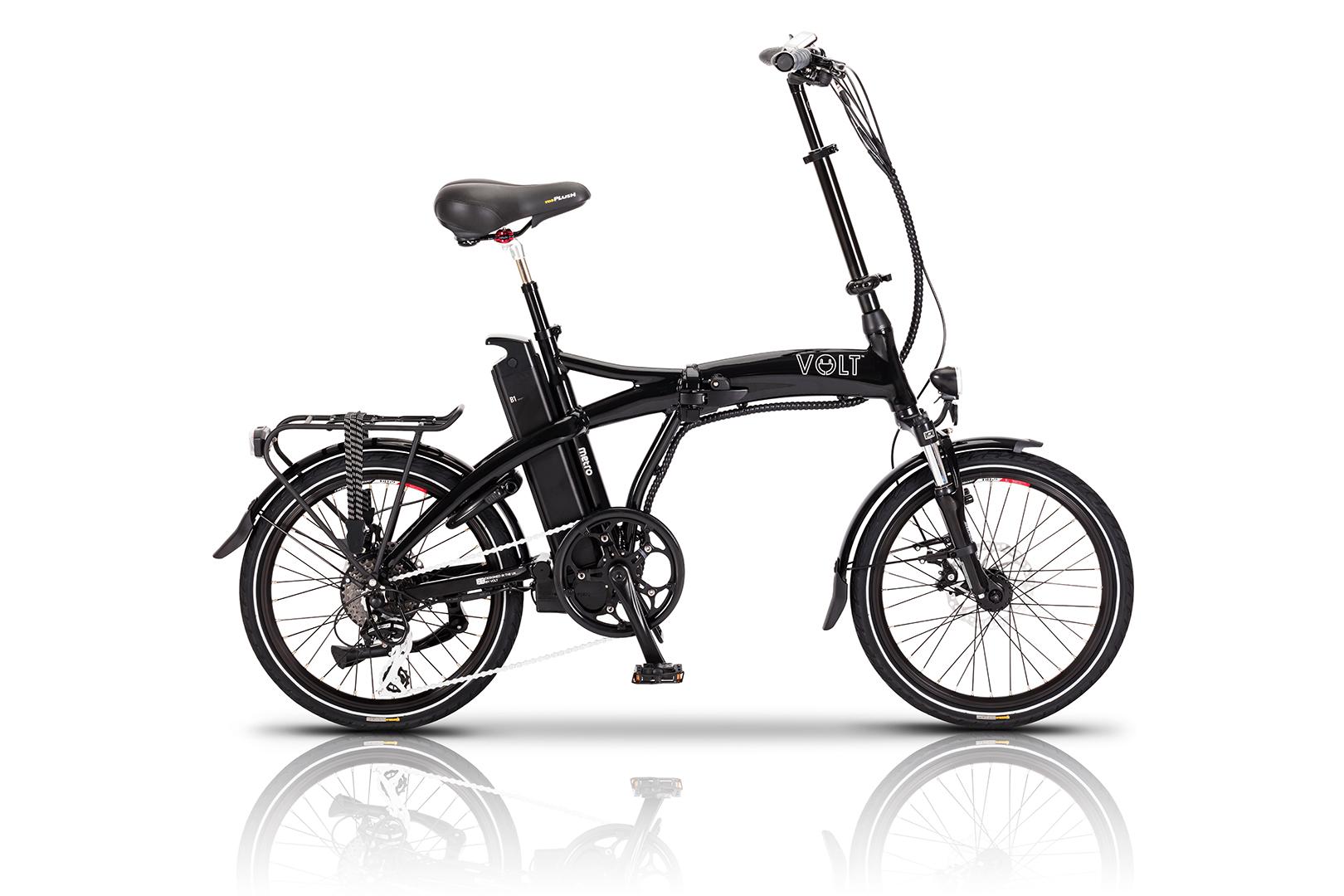 Volt Metro Folding Electric Bike