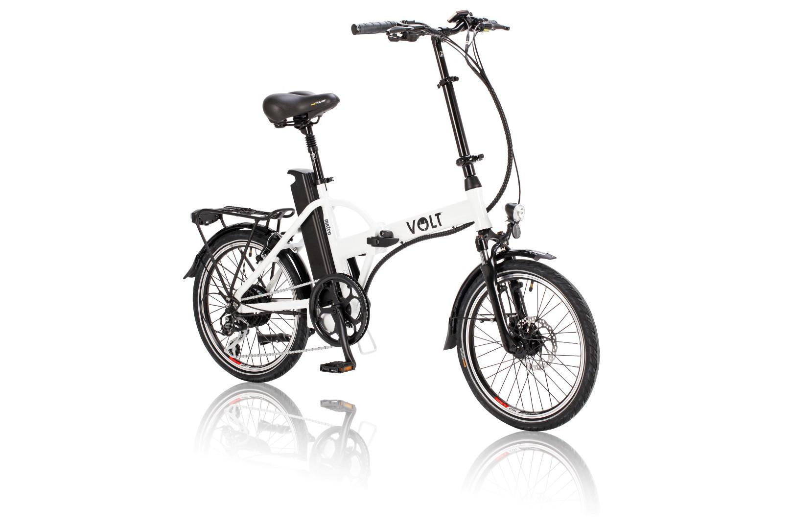 Brand New Volt Metro Folding Electric Bike